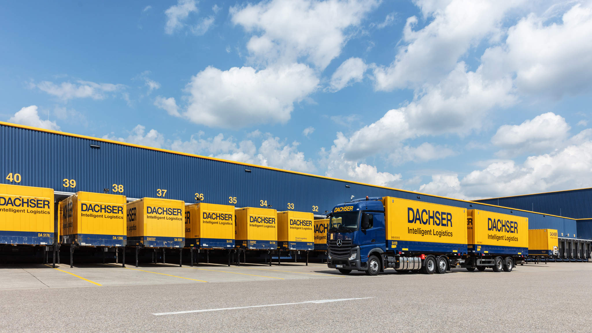 DACHSER invests in its logistics centre in Nuremberg